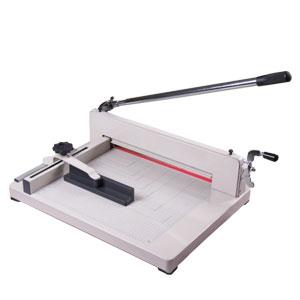 دستگاه گیوتین برش کاغذ کاتر 858 A4