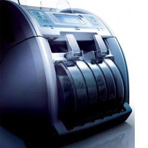 دستگاه تشخیص و شمارش ارز GLORY GFS-120