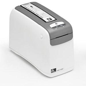 لیبل پرینتر ZEBRA HC100