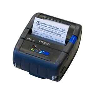 موبایل پرینتر CITIZEN CMP-30II