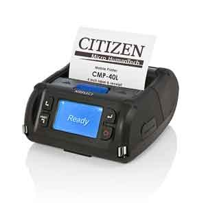 موبایل پرینتر CITIZEN CMP-40L