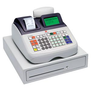 صندوق فروشگاهی Olivetti ECR 8200S