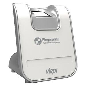 اسکنر اثر انگشت Virdi FOH02RF با کارتخوان ویردی