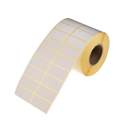 لیبل کاغذی 40*20 رول 4000 عددی