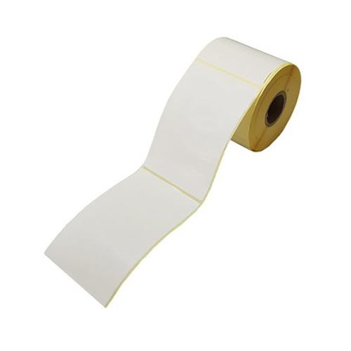 لیبل کاغذی 106*67 رول 1000 عددی