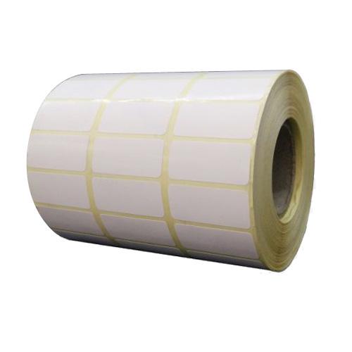 لیبل کاغذی 34*15 رول 6000 عددی