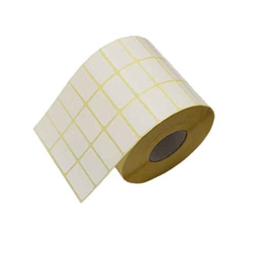 لیبل کاغذی 35*25 رول 6000 عددی