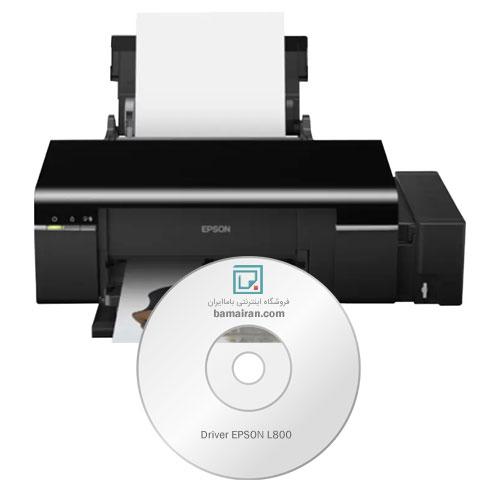 درایور پرینتر EPSON L800