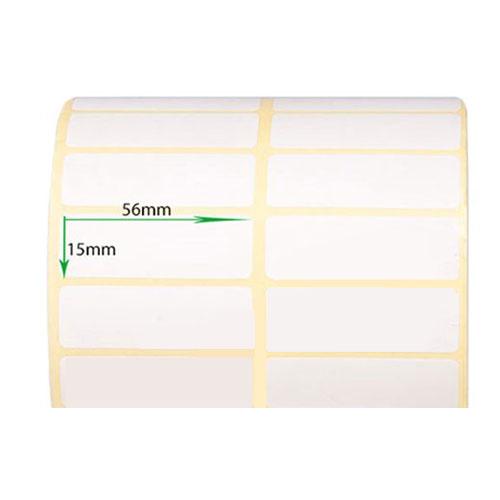 لیبل کاغذی 56*15 رول 5000 عددی